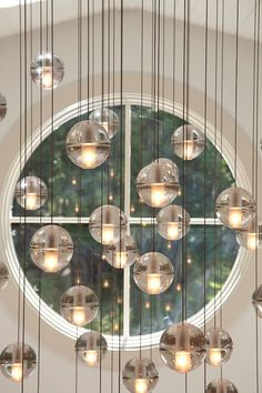 Bocci Lighting. Stunning Bocci Lighting Ideas. #Bocci #Lighting  How much? This chandelier costs around US$12.000