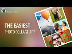 Lipix - Photo Collage & Editor – Android-apper på Google Play