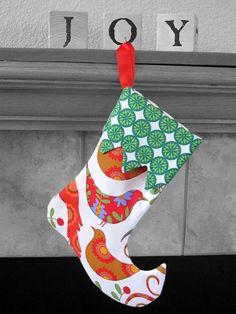 elf christmas stocking patterns free | DIY Holiday - Christmas Stocking Patterns - Elf and Traditional ...