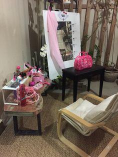 The Hello Kitty beauty salon
