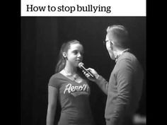 Author/Speaker Brooks Gibbs explains bullying in the most simplistic terms: Dominance behavior. He provides a simple solution to bullying as well: Don't get . Stop Bullying, Anti Bullying, Parenting Advice, Kids And Parenting, Bug Spray For Kids, Bullying Activities, Workplace Bullying, Bullying Prevention, Chores For Kids