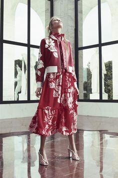 All of the Looks From the Fendi Resort 2017 Collection