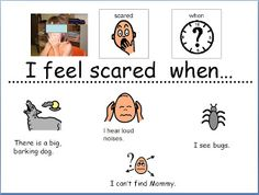 The Way That I Feel---customize a feelings book from a template with your kids.  Nice social skills project