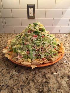 How to Make Classic El Azteco Topopo Salad and Blue Corn Enchiladas at Home