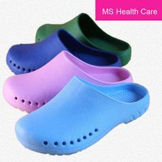 Hospital anti-skid EVA Shoes for medical Accesssories Surgical Slippers male/female doctors Medical Protective Slippers
