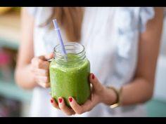 DETOKS! Odchudzający zielony koktajl na kolację! | Jedz inaczej - YouTube Smoothie, Ethnic Recipes, Youtube, Losing Weight, Smoothies, Youtubers, Youtube Movies