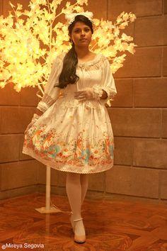 Model: Dulce Hernandez, Photographer: Mireya Segovia Main Theme, Fashion Labels, Lolita Fashion, Ponytail, Pretty Girls, Fashion Show, Summer Dresses, Gallery, Baby