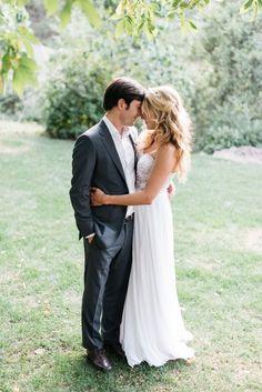 Modern and Elegant Outdoor Wedding Part 2