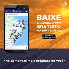 Para quem transporta, certeza de bons negócios o ano inteiro! #brasilfretes #caminhoneiro #caminhão #cargas