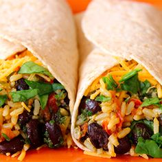 You'll love that our Spinach & Bean Burrito Wraps not only tastes amazing, but they are also paced with with tons of nutrients and each have a whopping 13 grams of protein and one whole cup of spinach per serving. These yummy wraps are a perfect choice for Meatless Mondays!