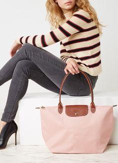 Longchamp Le Pliage schoudertas L