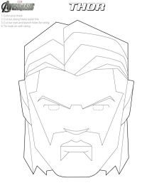 Free Printables and downloads for Marvel's Thor | SKGaleana