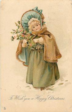 Ellen Jessie Andrews ? - English (1857-1907) - vintage postcard (need to verify this one)