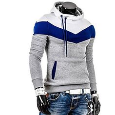 Casual Hoodie Mode pour hommes - EUR € 23.09