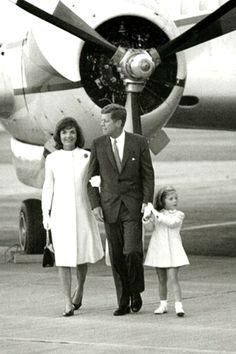Jack, Jackie and Caroline