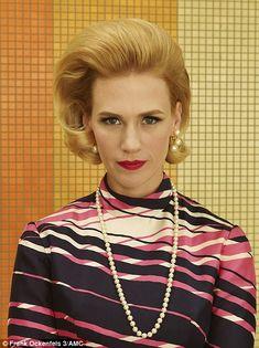 January Jones as Betty Francis, Mad Men Season 7