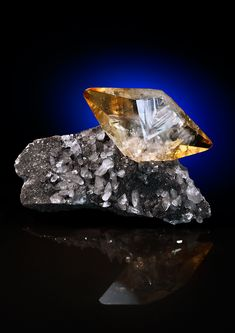 Calcite - Elmwood Mine, Carthage, Smith Co., Tennessee, USA - Saphira Minerals