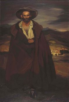 Ignacio Zuloaga - Tipo de Segovia