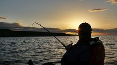 Kayak Fishing At Whitby Sea Angling, Kayak Fishing, Kayaking, Celestial, Sunset, Outdoor, Outdoors, Kayaks, Sunsets