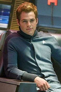 Aye aye Sir.    Chris Pine Star Trek - Google Search