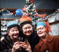Coronation Street Blog: The Ghosts of Corrie Christmas Past  Those three busybodies were awesome