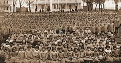 As bad as residential schools were in Canada, those in the U. were worse, more numerous and conscripted far more children; Native American Children, American Indians, Us History, American History, Indian Boarding Schools, Indian Residential Schools, Trail Of Tears, First Nations, Evergreen
