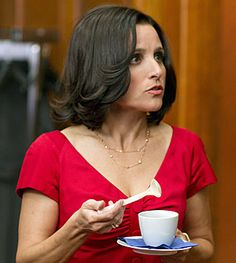 "Veep,"" which debuts Sunday (April 22) on HBO, is nonpartisan in its targeting of the compromises and indignities of life in official Washington, and Julia Louis-Dreyfus plays her character's frustration beautifully."
