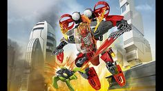 LEGO.com Hero Factory Products - Heroes - 44018 FURNO Jet Machine