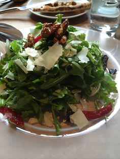 Try our Blood Orange and Arugula Salad the next time you're in the restaurant - a happy medley of bright flavours!
