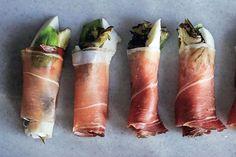 This appetizer for Artichoke, Mozzarella and Prosciutto is a perfect recipe for our Cara Mia Grilled Artichokes.