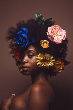 """Natural Hair & Fashion Obsession 