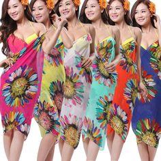 New Fashion Joker Korean Tide Bikini Bohemian Coat Sun Block Garment Beach Chiffon Tippet Scarves Summer $16.97   #vintage #glam #model #love #stylish #instafashion #beautiful #swag #fashionista #dress #iwant #style #pretty #shopping #sweet