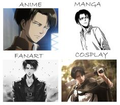 They're all hot it's Rivaille we're talking about