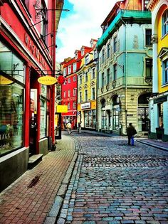 Attractive Latvia - Wonderful Lithuania - http://www.travelandtransitions.com/european-travel/