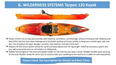 Coleman ColoradoTM 2-Person Fishing Kayak http://ift.tt/2bM9miV   Sun Dolphin Journey 10-Foot Sit-on-top Fishing Kayak http://ift.tt/2c2LrIH    Lifetime 10 Foot Sport Fisher Tandem Kayak http://ift.tt/2bM9JtC     Ocean Kayak Prowler 13 Angler Sit-On-Top Fishing Kayak http://ift.tt/2c2LT9T  WILDERNESS SYSTEMS Tarpon 120 Kayak http://ift.tt/2bM9Bui   Native Watercraft Slayer Propel 13 Fishing Kayak 2016 http://ift.tt/2c2M3OB   Malibu Kayaks X-13 Recreation Package Sit on Top Kayak…