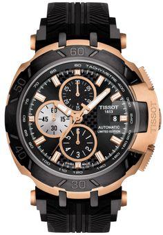 Reloj Tissot T-Race MotoGP 2017 Edición limitada Pre-Order-ESPECIAL-
