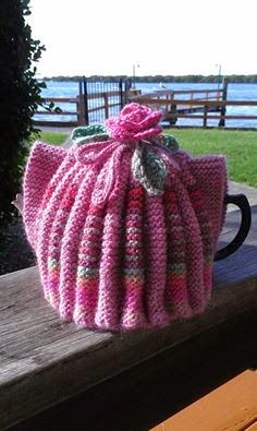 Craft a cure for cancer free tea cosy patterns: Vintage tea cosy patterns