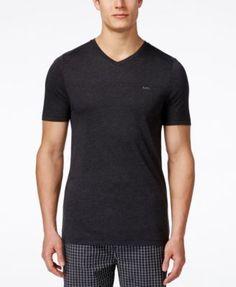 MICHAEL KORS MICHAEL Michael Kors Men's Arlington V-Neck T-Shirt. #michaelkors #cloth # pajamas, lounge