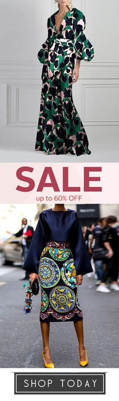 Shop the latest fashion chic dresses online, we offer the hot trendy high-quality dresses, clothes and other fashion products for women. African Fashion Dresses, African Dress, Mix Match Outfits, Casual Fashion Trends, Chic Dress, Holiday Outfits, Fashion Prints, Dress Patterns, Dress To Impress