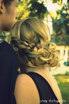 looking forward to Prom Season at the salon!! Updo By: Jessica, Shear Legends hair salon Saginaw, MI mrsvansumthing
