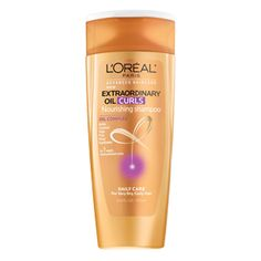 Explore oil shampoo for curly & dry hair with L'Oréal Paris Advanced Haircare 6 Oil Nourish Curl. A moisturizing shampoo that redefines coarse and curly hair.