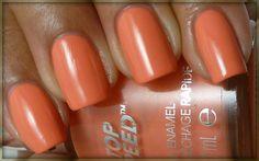 I'm loving this Revlon Peachy for my feet :)