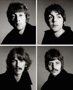 The Beatles were photographed by Richard Avedon on Friday August 11, 1967. The shoot took place at a photographic studio in a penthouse in Thompson House, 200 Gray's Inn Road, London. The American photographer took a number of shots of the group, four of which were later adorned with psychedelic effects. They were first published in the 9 January 1968 edition of the US magazine Look, and were subsequently sold as posters. In the UK they first appeared in the Daily Express newspaper in 1968.