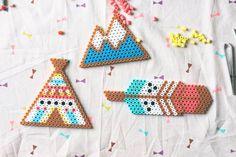 Hama Beads - Brick Stich Miyuki Rose Moustache - perles-hama-miyuki-rose-moustache-4-mymy-cracra - crafts diy pattern tutorial