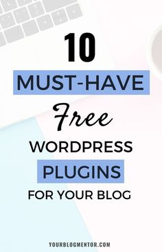 10 must have wordpress plugins Wordpress Plugins, Wordpress Free, Wordpress Admin, Wordpress Demo, Admin Login, Learn Wordpress, Wordpress Template, Make Money Blogging, Web Development