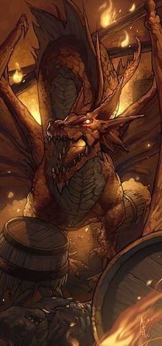 Bienvenidos a mi nuevo post... Estoy muy al pedo entonces les voy a compartir una imágenes espectaculares de dragones, ya que son mis criaturas fantásticas favoritas. Espero que les guste, y si no entonces caguense......