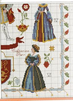 Gallery.ru / Фото #35 - Cross Stitch Collection 119 июль 2005 - tymannost