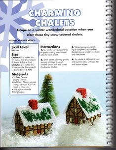 Charming Chalets 1/2