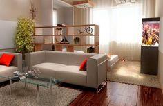 квартира-студия идеи интерьера - Поиск в Google