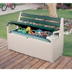 Bench Box - Boxes - Outdoor Storage